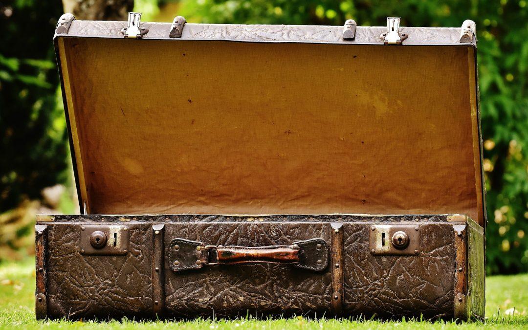 Ein Reisekoffer voller Sommerträume